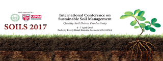 International Conference on Sustainable Soil Management