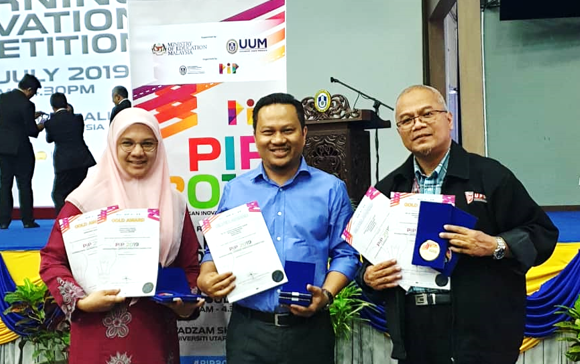 UPM's Lecturer Won Four Gold, Seven Silver and One Bronze at PIP 2019